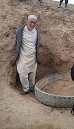 طالبان عکسهایی از فرماندار ربوده شده دولت افغانستان را منتشر کرد