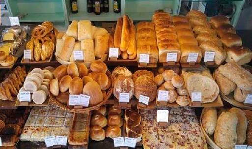 نان های سبوس دار با عطر سلامتی