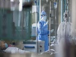 کرونا در ایران؛ ویدئویی از حالوهوای داخل بیمارستان کامکار قم