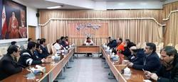 جلسه فوری و شبانه ستاد بحران نهاوند تشکیل شد