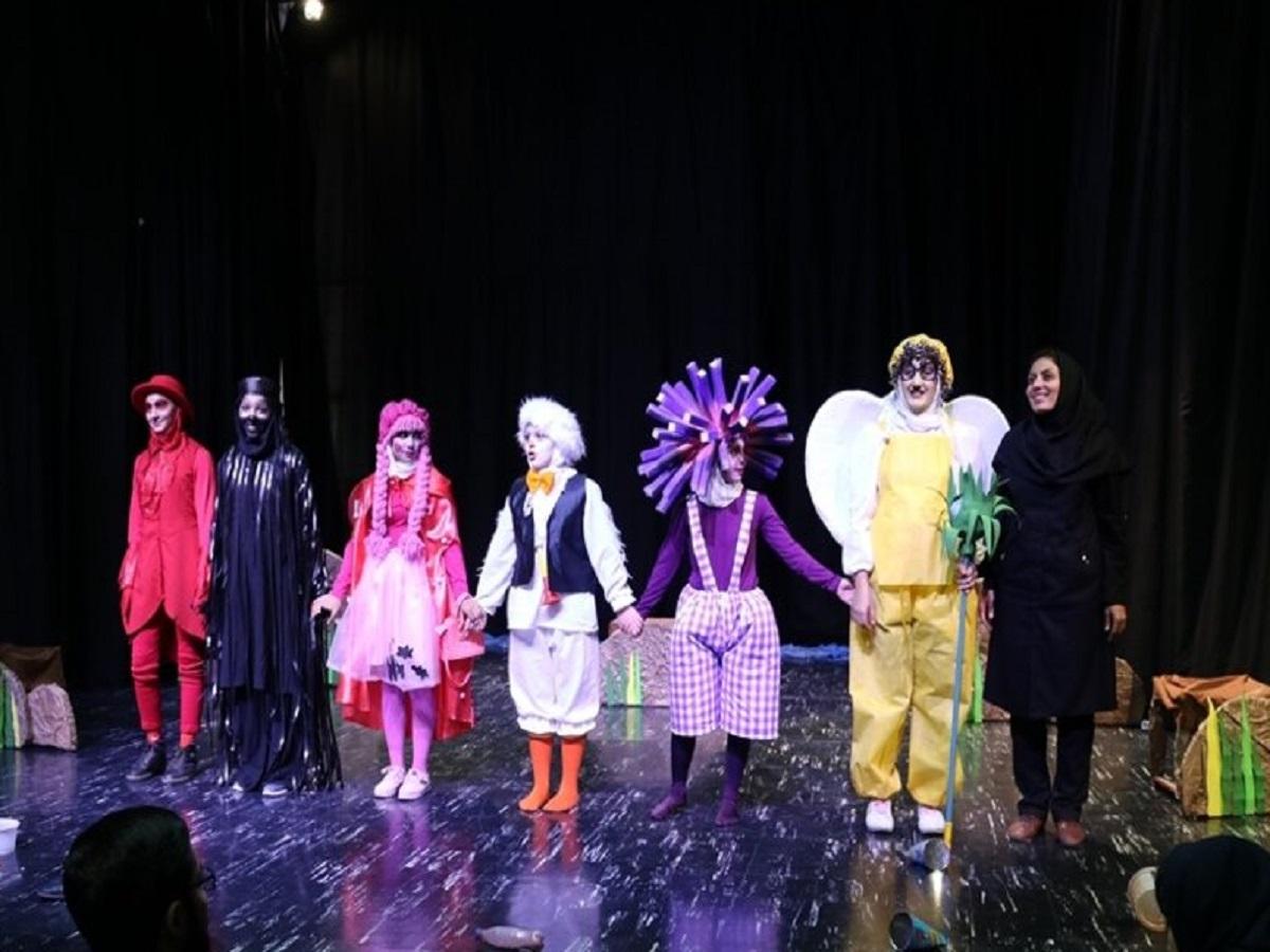راه یابی به مرحله نهایی جشنواره هنرهای نمایشی کانون پرورش فکری