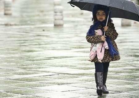 بيشترين بارش های استان همدان در نهاوند ثبت شد