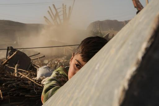 ۵ پیشنهاد برای کاهش استرس پس از سانحه در کودکان//دپوی عید
