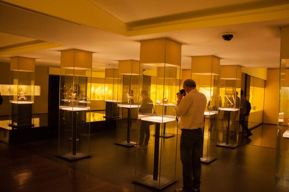 موزه طلا در کجاست؟