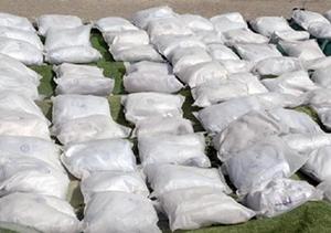 کشف ۲۸۳ کیلو مواد مخدر در آزادشهر