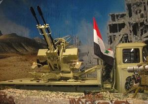 ارتش سوریه کاروان نظامی ترکیه را هدف قرار داد
