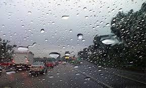 رگبار باران و برف ودر برخی از نواحی استان مرکزی