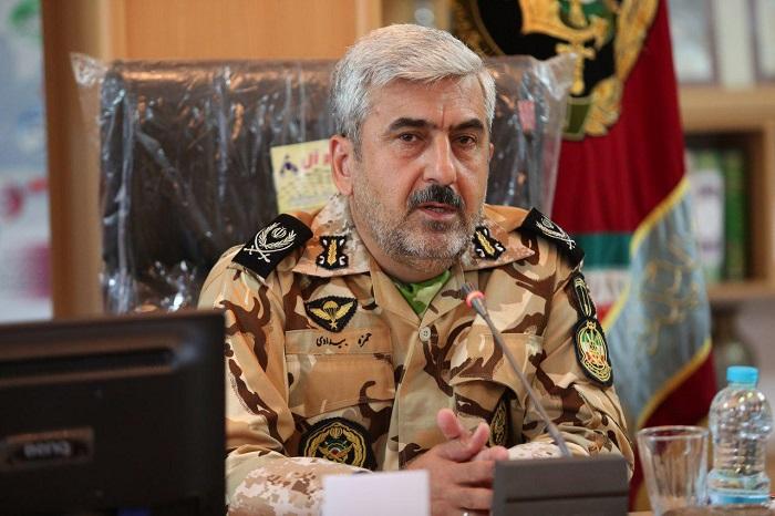 اعلام آمادگی ارتش برای کمک به سیلزدگان خوزستان و لرستان