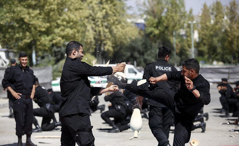 کسب ۷ مقام قهرمانی ورزشی کارکنان انتظامی استان مرکزی