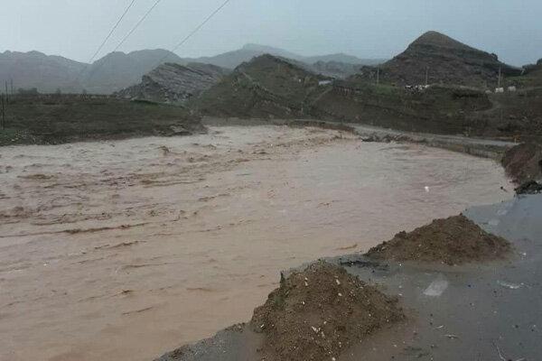 روایتی از شب سیلابی لرستان/ جزئیات انسداد راهها و خسارات بارندگی