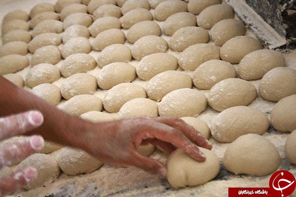 انتقال ویروس کرونا از طریق مصرف نان امکان پذیر نیست