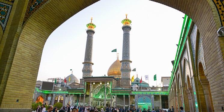 مراسم دعای کمیل و دعای ندبه این هفته در حرم عبدالعظیم (ع) برگزار نمی شود
