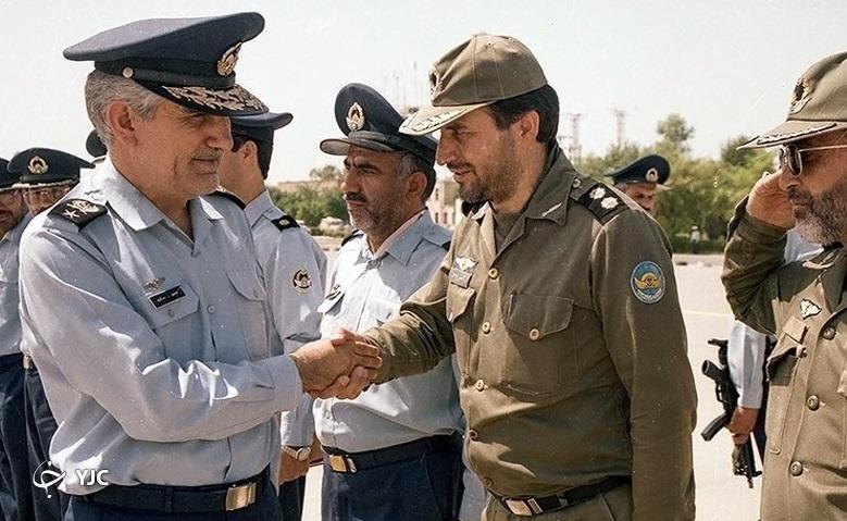 سرلشکر ستاری در هنگام حملات شمیایی چه کاری انجام میداد؟