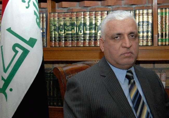 فالح الفیاض، رئیس نیروهای بسیج مردمی عراق
