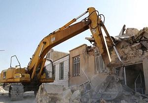آغاز عملیات آوار برداری در منطقه زلزله زده قطور خوی