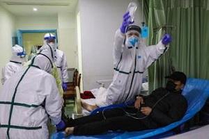 ۱۰۰۰ فرانسوی از ترس ابتلا به کرونا به بیمارستانها هجوم بردهاند
