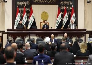 موضعگیری رئیس پارلمان عراق علیه نخستوزیر جدید