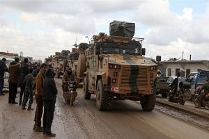 کنترل دولت سوریه بر جنوب ادلب