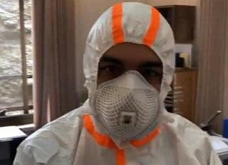 عروسی پرستار فداکار برای درمان کرونا به تعویق افتاد