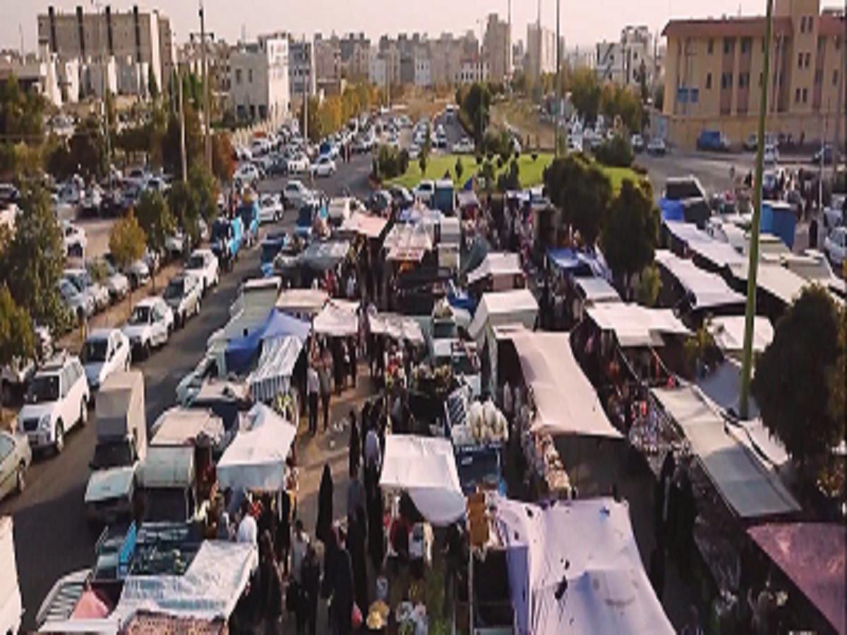 اجرای طرح انضباط شهری در قزوین