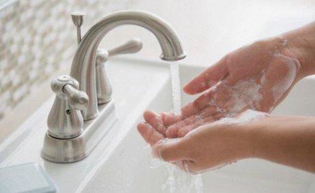 شیوه اصولی شستن دستها تنها در ۱۲ مرحله
