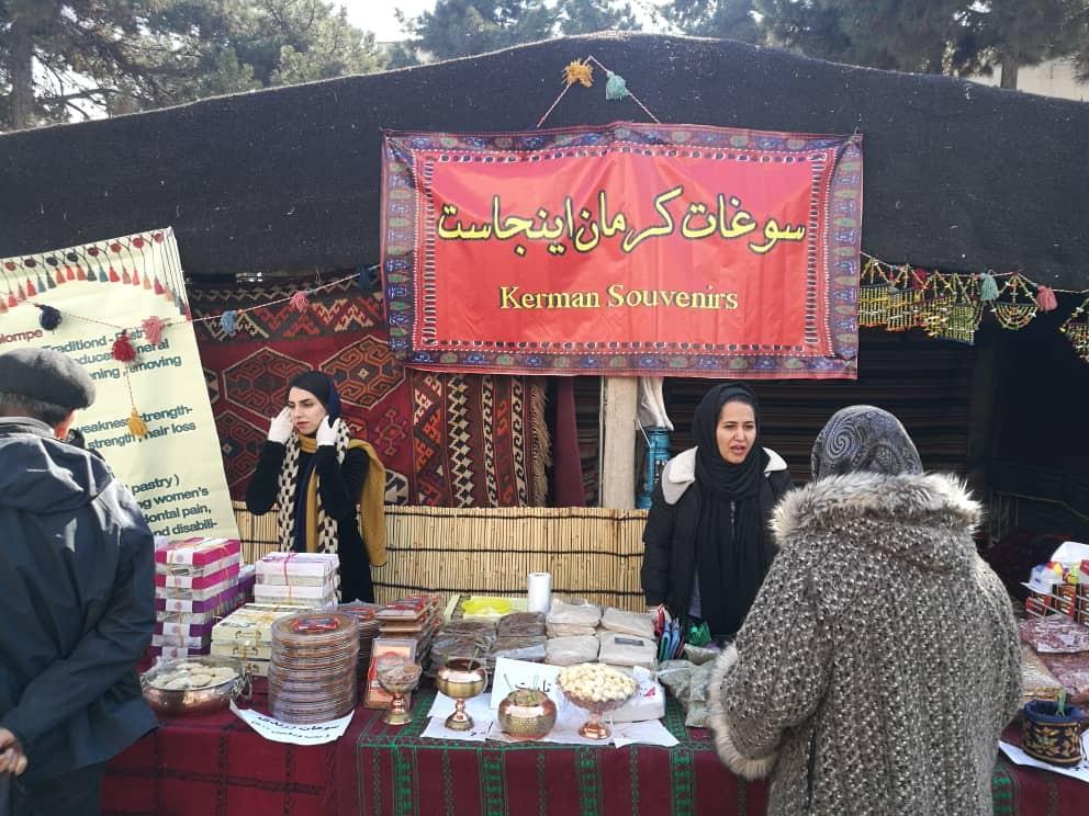 ۲۲ بازارچه نوروزی صنایع دستی در سطح استان کرمان برپا میشود