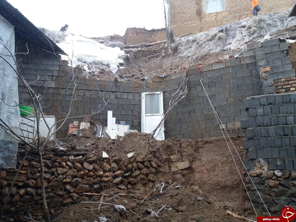 مسیر مواصلاتی ۲۵۰ روستا در الیگودرز مسدود است/ امکانات راهداری کافی نیست