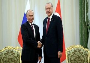کرملین درخواست اردوغان برای دیدار با پوتین بر سر مسئله ادلب را رد کرد