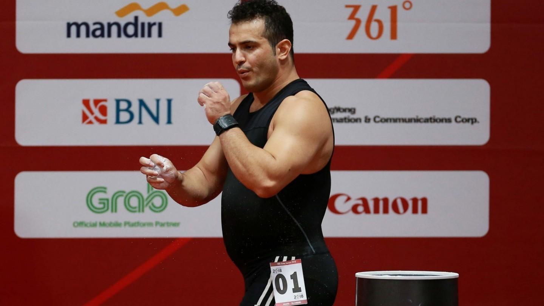 رقابتهای وزنهبرداری غرب آسیا/ سهراب، آماده سبقت گرفتن از کیانوش