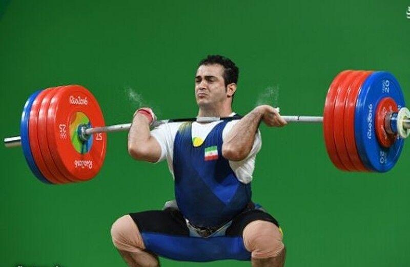 مدال طلای مرادی در رقابتهای وزنهبرداری غرب آسیا