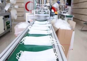 راه اندازی خط تولید ماسک در گلستان / عرضه ماسک در داروخانهها