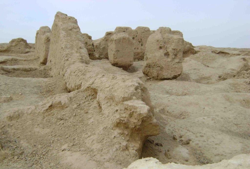 پایگاه باستانی «طلاتپه» در شمال افغانستان + تصاویر