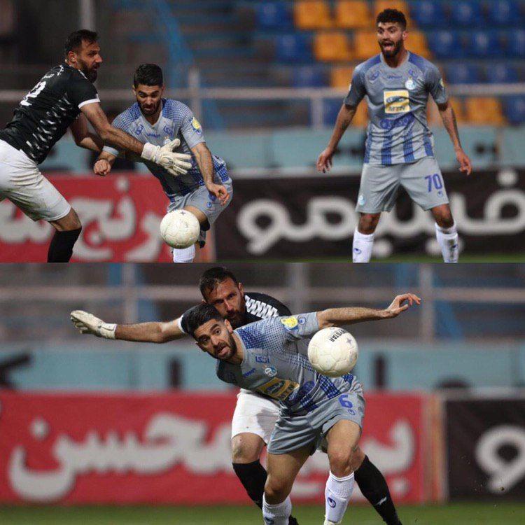امیری بهترین بازیکن شد/ گل گهر و فکری، برترین تیم و سرمربی