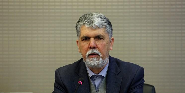 وزیر ارشاد: سینمای ایران تحریمپذیر نیست