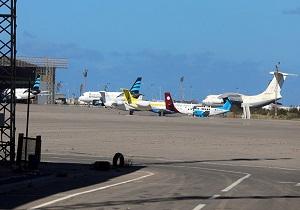 بازگشایی تنها فرودگاه فعال طرابلس