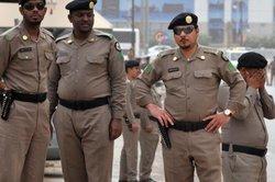 حمله مسلحانه در پایتخت عربستان + تصاویر