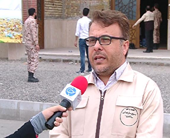 باشگاه خبرنگاران - حضور پرشور سپاه زنجان در مناطق سیل زده + عکس