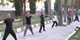 باشگاه خبرنگاران - پیاده روی همگانی و ورزش صبحگاهی در مهاباد