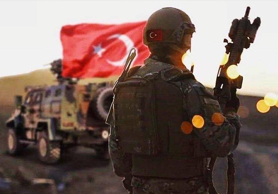 وزارت دفاع ترکیه از مبارزه با گروههای تروریستی در داخل و خارج از این کشور خبر داد