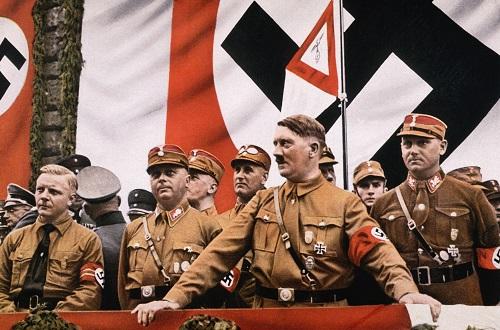 فراز و فرود دیکتاتوری هیتلر /  فاشیسم مولود لیبرالیسم