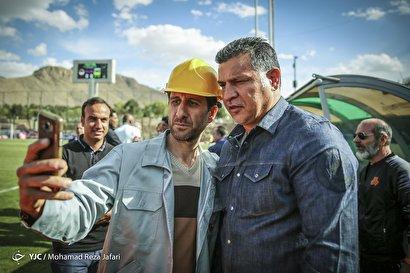 لیگ برتر فوتبال/ ذوبآهن ۰ - سایپا ۲