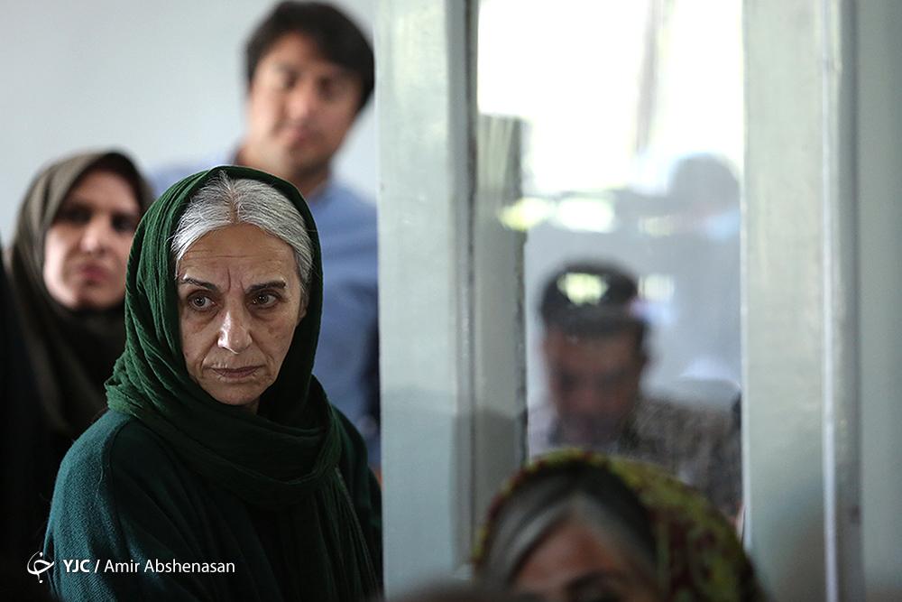 بازدید معاون سیما از پشت صحنه سریال رمضانی «دلدار» + تصاویر