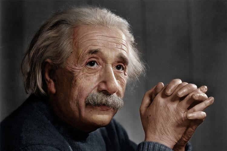 اینشتین ورژن ۲۰۱۹ در مشهد را بشناسید + عکس