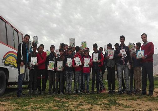 گسترش فعالیتهای کانون پرورش فکری در مناطق کمبرخوردار خوزستان