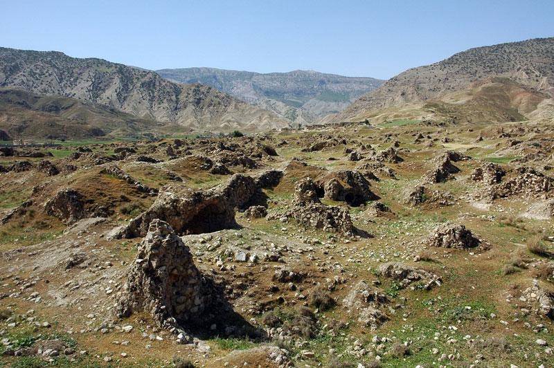 آشنایی با شهر باستانی ایران در یکی از بزرگترین ژئوپارکهای جهان + تصاویر