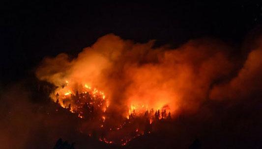 فاجعه بارترین و ویرانگرترین آتش سوزیهای دنیا
