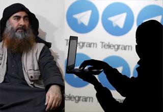 رمزگشایی از علت انتشار فیلمهای البغدادی با تلگرام/ مقام عراقی محل اختفای فرمانده داعش را لو داد