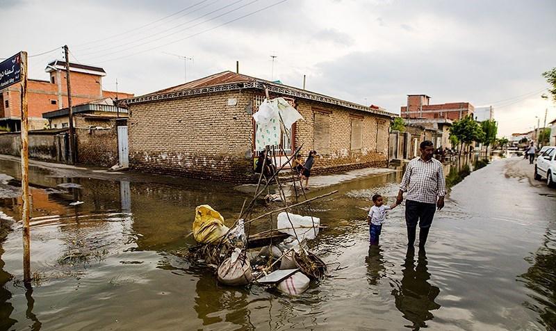 آخرین اخبار از مناطق سیل زده پنجشنبه دوازدهم اردیبهشت ماه/ برخی روستاها هنوز زیر آب هستند