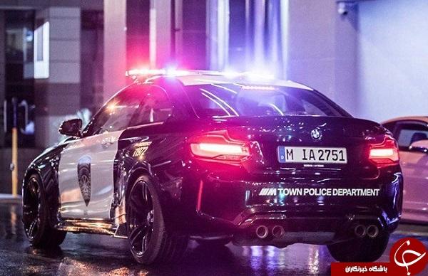 بیامو M2 خوردویی مخصوص پلیس