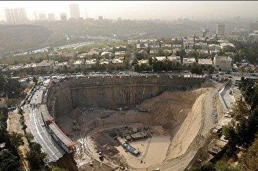 باشگاه خبرنگاران - ۲۰ هزار متر کاهش در طراحی جدید بنای گود برج میلاد + جدیدترین جزئیات